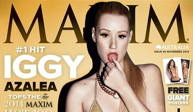 "Wendy's Message to Iggy Azalea: ""Just Be Grateful Young Lady That Anybody Cares"""