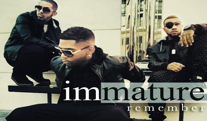 Immature – Remember EP