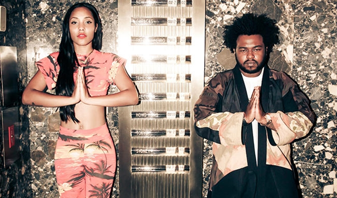 India Shawn – Outer Limits ft. James Fauntleroy