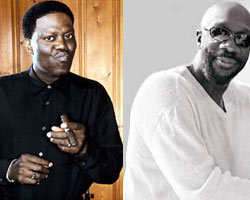 Dionne Warwick, Chris Rock and More Remember the Lives of Isaac Hayes and Bernie Mac