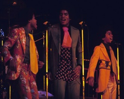 Jackson 5, Brown Headline Smithsonian Exhibition