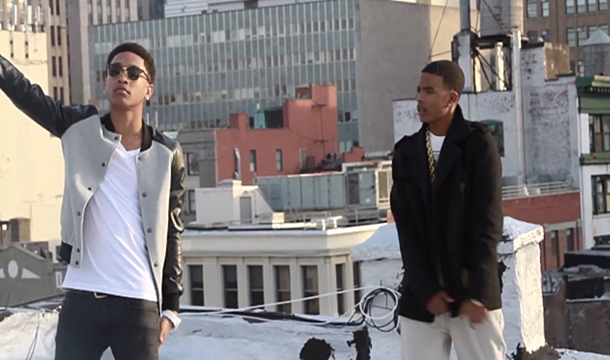 Young Marqus Taps Jacob Latimore For 'Put That On My Heartbeat' Video