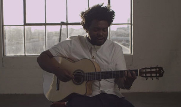 Famed Singer/Songwriter James Fauntleroy Gives Us An Acoustic Set