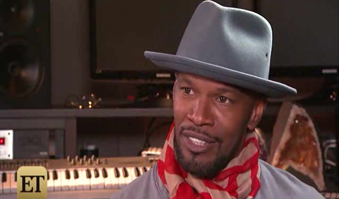 Jamie Foxx Clears Up National Anthem Controversy: 'I Didn't Think I'd Just Committed A Sin Against America'