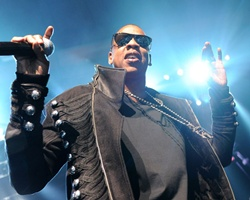 Jay-Z Puts On Successful Show At Glastonbury (Video)