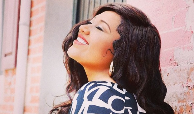 Werk! Jazmine Sullivan Bust Some Moves For Weight Loss Campaign