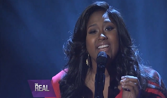 Jazmine Sullivan Performs 'Forever Don't Last on 'The Real,' Talks Beyonce Shout Out, 'Reality Show'