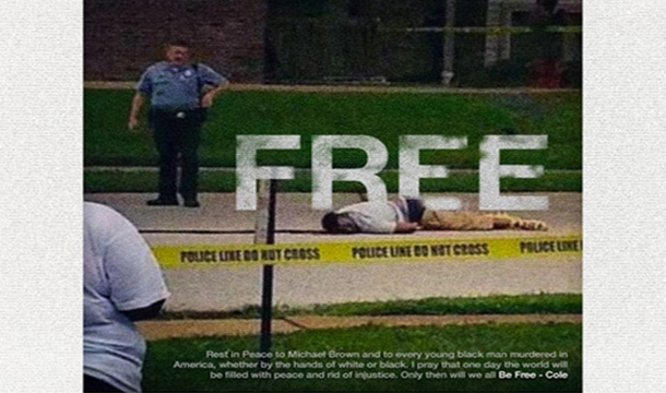 J. Cole – Be Free (Michael Brown Tribute)