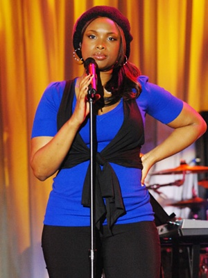 Jennifer Hudson Gunning For 2008 Grammy Award