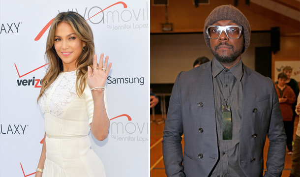 Jennifer Lopez and will.i.am Tapped For Next Season's American Idol?
