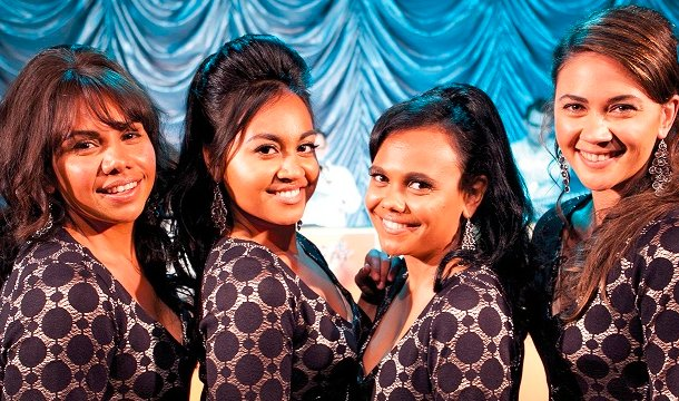 Jessica Mauboy Brings Australian Indigenous Film 'The Sapphires' to U.S.