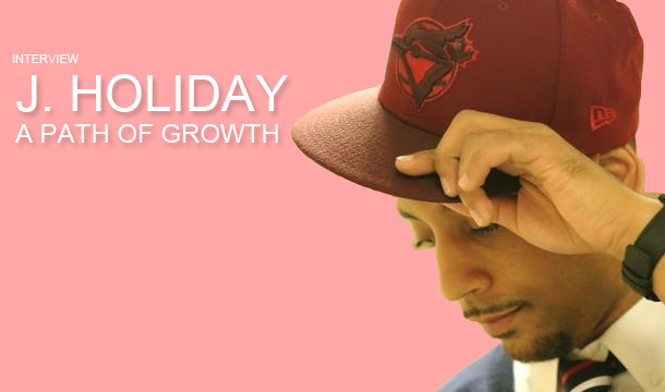"""J. Holiday Talks Adding Positive Music to His """"Mr. Sex"""" Persona and Cutting His Hair [Exclusive]"""
