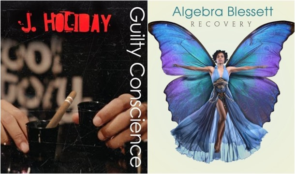 NEW RELEASES: J. Holiday's 'Guilty Conscience', Algebra Blessett's 'Recovery'