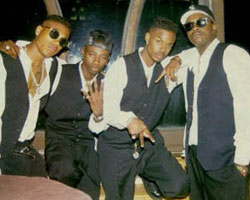 Celebrating Black Music Month: Trendsetting R&B Male Groups/Artists: Jodeci