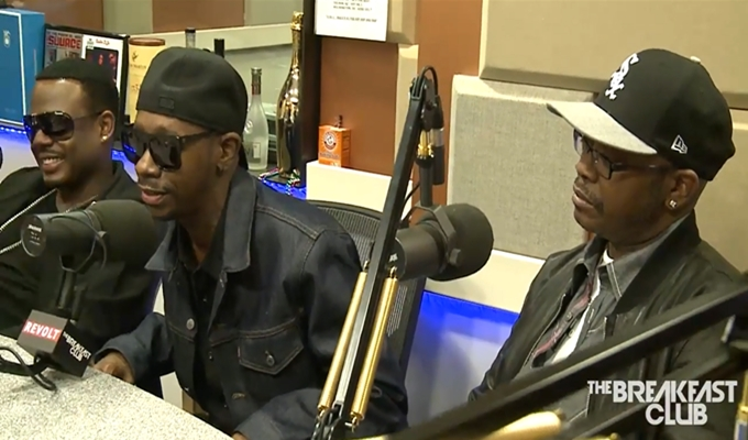 Jodeci Talks The Good Old Days, New R&B Landscape, JoJo's Infamous Faint On Stage, More On 'The Breakfast Club' (Video)