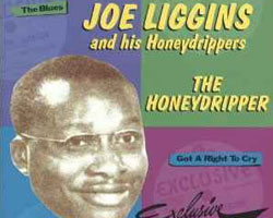 Celebrating Black Music Month: Joe Liggins and 'The Honeydripper'
