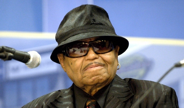 Report: Joe Jackson Suffers Stroke, In 'Serious' Condition