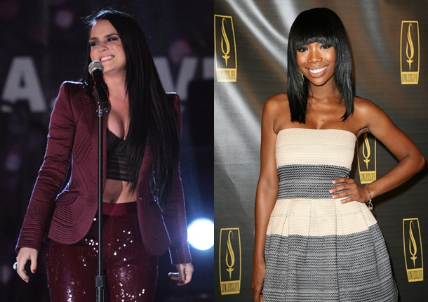 JoJo Talks Brandy's 'Undeniable' Talent and Vocal Gift