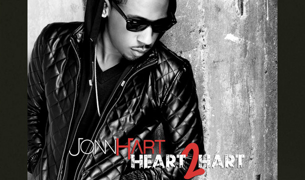 Jonn Hart Talks Valentine's Day, What He Looks For in a Woman, and His Celebrity Crushes