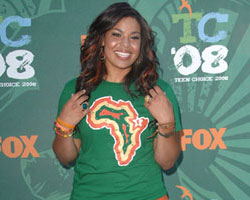 Jordin Sparks Goes Back To School For A Day