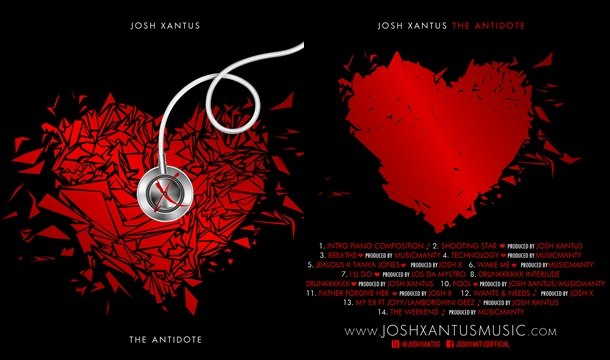 Josh Xantus – The Antidote [PREMIERE]
