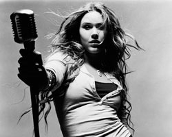 Joss Stone Tapped To Record Barack Obama's Campaign Theme
