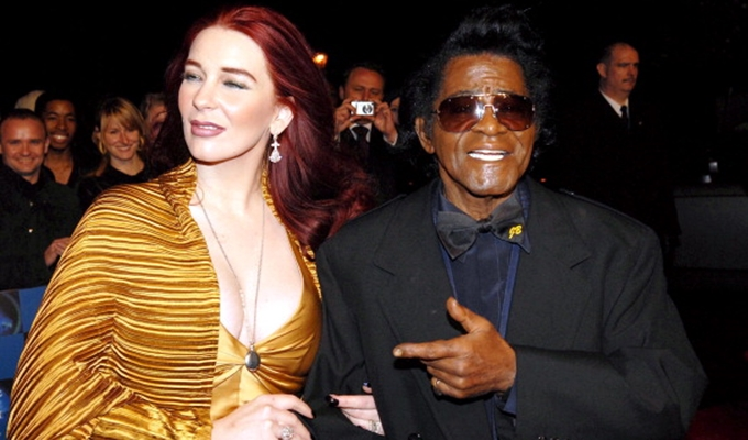 Judge Rules Tomi Rae Hynie Is James Brown's Legal Widow