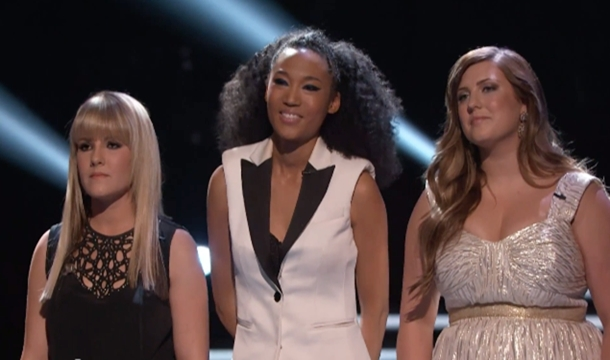 Judith Hill Eliminated In Shocking 'The Voice' Results Show