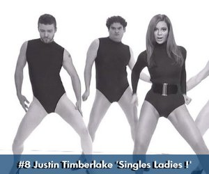 SOUL RECKLESS 08: Justin Timberlake 'Single Ladies!'