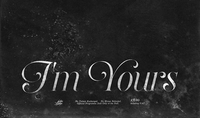 Justine Sky – I'm Yours ft. Vic Mensa