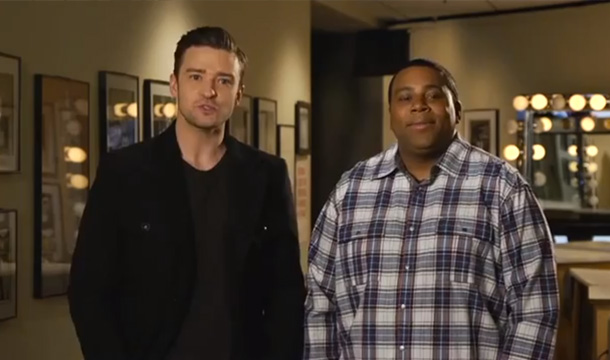 Justin Timberlake Shows Off Comedy Chops in New SNL Promo Video
