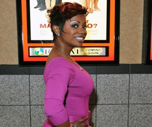 ATL Housewife Kandi Burruss and Fiance On Extended Break ?