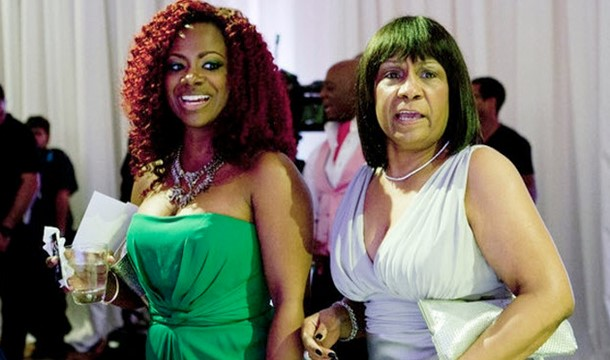 Mama Joyce Strikes Again: Kandi Burruss' Mother Says Todd Didn't Want to Sign Prenup