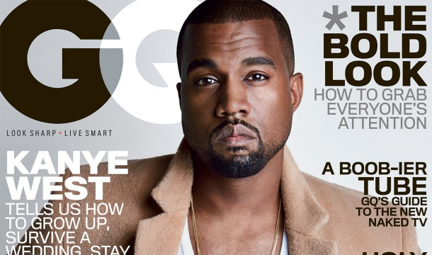 Kanye West Covers August 2014 GQ