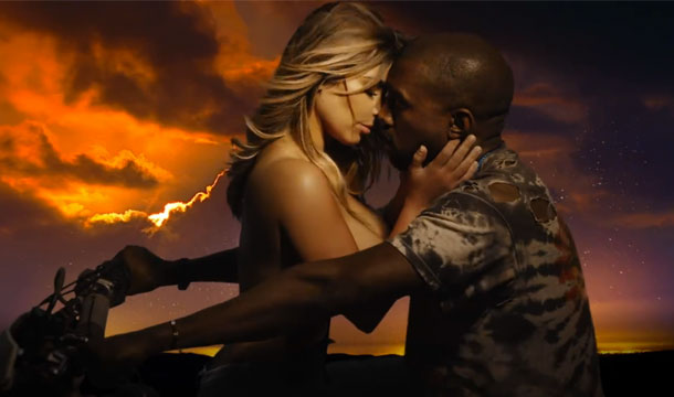 Report: Kanye West and Kim Kardashian Are Officially Married