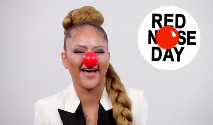 Support #Walgreens #RedNose Day By Uploading Your Funny Moment on Social Media