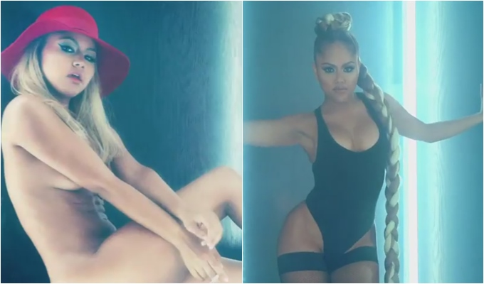 "Kat DeLuna Gets Naked and Werks Her ""Bum Bum"" in New Video"