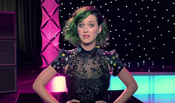 Katy Perry Partners With Staples For 'Make Roar Happen' PSA