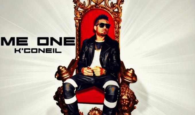 Rising Dancehall Artist K'Coneil Release New Single 'Me One'