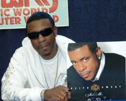 """Keith Sweat Extends """"Just Me"""" Tour"""