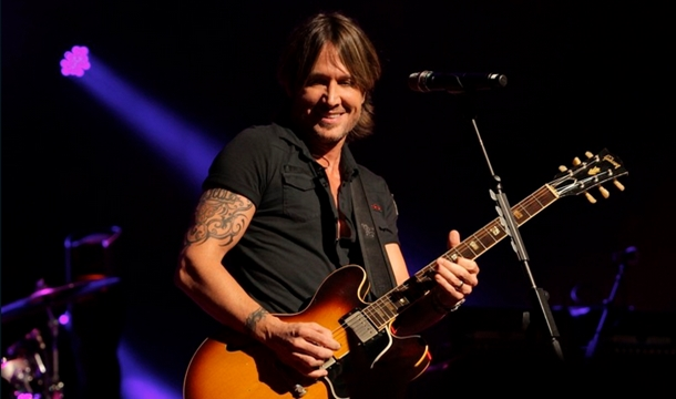 Keith Urban Talks Mariah and Nicki: 'It Was Never Intended To Be'