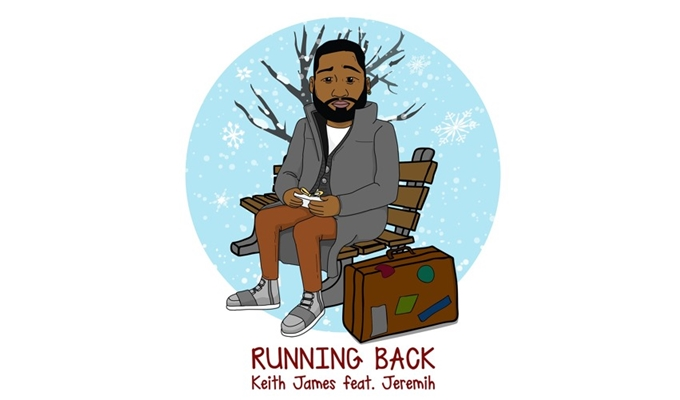 Keith James – Running Back ft. Jeremih