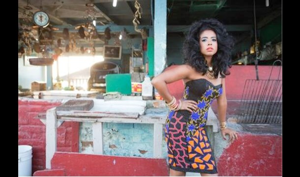 """Kelis Is Cooking Up Some """"Food"""" With a Fresh Look"""