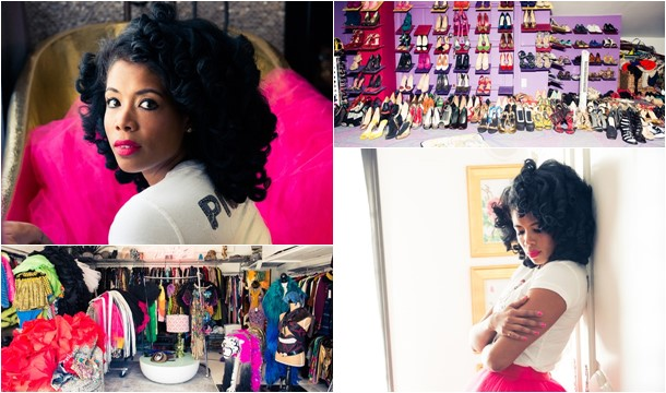 Kelis Shows Off Her Vintage Home and Wardrobe, Talks New Album, Watching Ratchet TV, More