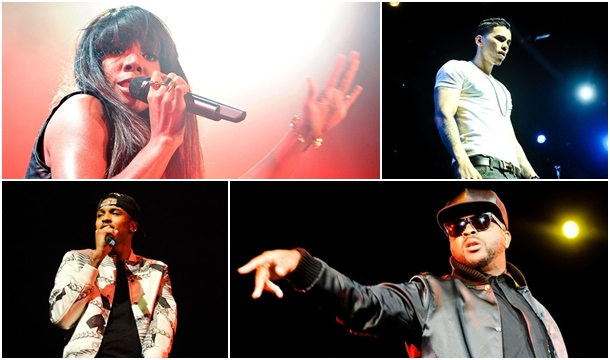 Kelly Rowland and The-Dream Rip The Stage at NYC's Best Buy Theater