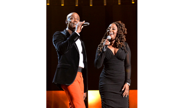 Kem and Ledisi Smooth Out The Soul Train Awards (Video)