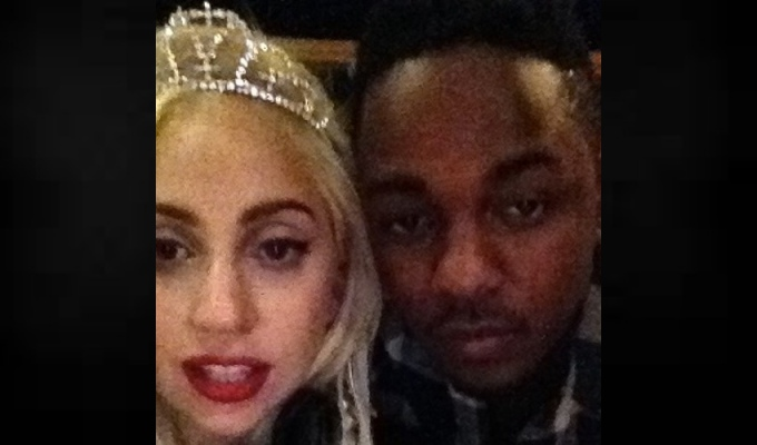 Kendrick Lamar & Lady Gaga's Collaboration 'Partynauseous' Leaks