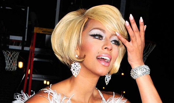 Keri Hilson Working on 'Emotional' Music For New Album