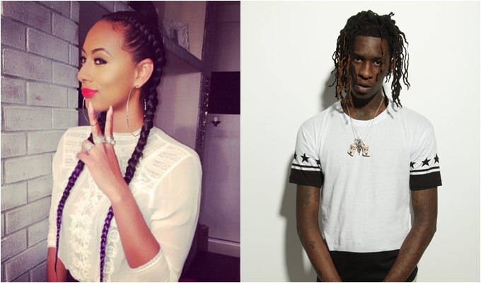 """Keri Hilson Says """"F*ck You"""" to Ex on New Song '100' Ft. Young Thug"""
