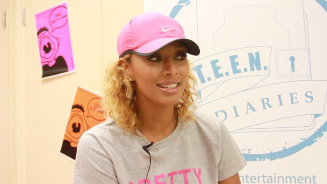 Keri Hilson – Profile Pictues & Not Mixing Business With Pleasure